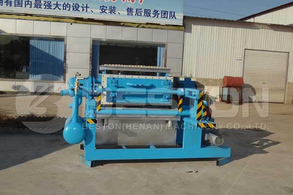 Egg Carton Manufacturing Machine
