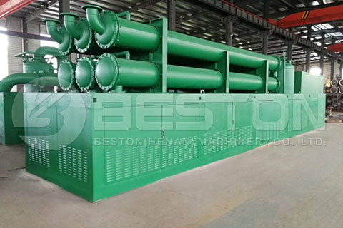 Continuous Tire Pyrolysis Machine